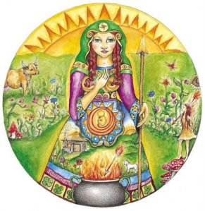 wheel IMBOLC Brighid_Sharon_McLeod[1]