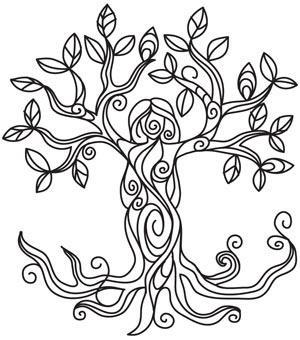 Gallery For gt Printable Pagan Coloring Pages