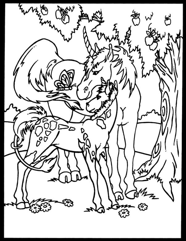 Kleurplaten Coloring Pages Pagan Ouderschap