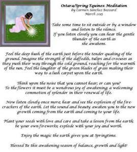 ostara meditation
